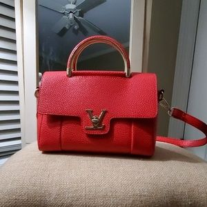 Handbags - Cute Crossbody Bag Bight Red